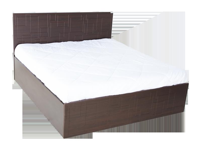 Buy Squadro King Size Bed With Storage In Cinnamon Godrej Interio