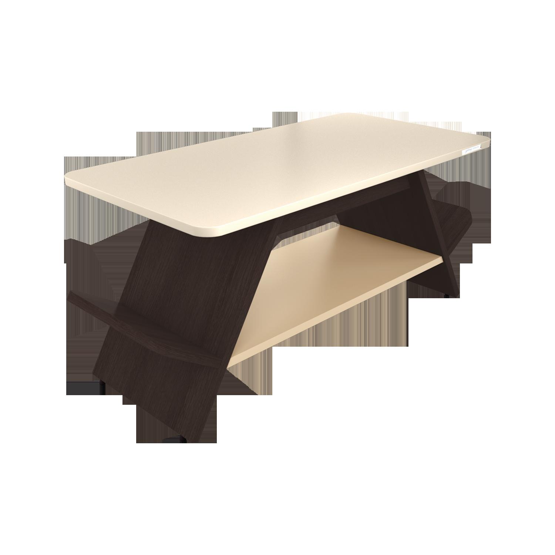 Buy Prism Coffee Table In Multicolour Godrej Interio